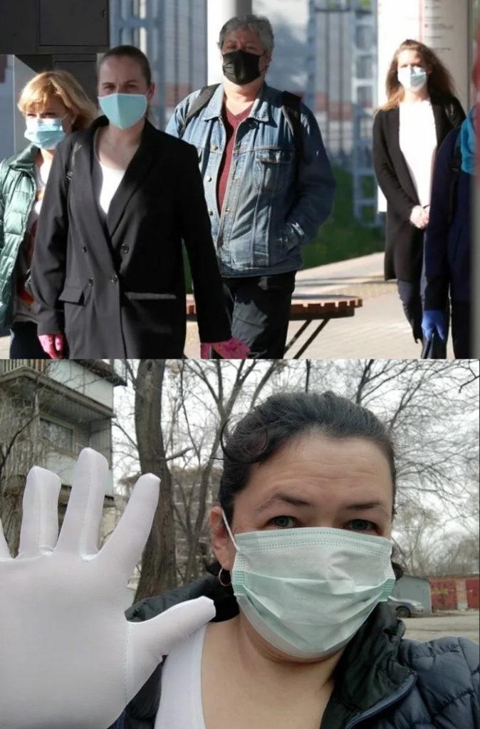 Как уберечься от инфекции в общественных местах